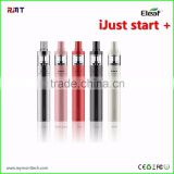 2016 new technology ijust start plus e cigarette kit eleaf ijust start plus kit with gs air 2 tank