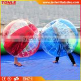 Hot sale inflatable zorb ball,inflatable bumper ball,hanging ball chair bubble