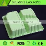 PP Plastic tray Type disposable plastic food container                                                                         Quality Choice