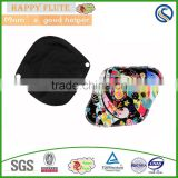 New Waterproof Cloth Sanitary Pads Cheap Feminine Pads Mama Cloth Washable Menstrual Pads