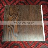 china plastics fireproof laminate sheet wood plastic ceiling tiles pvc wall hanging panel, pvc interior cladding