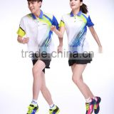 customized;quick-drying ,T-shirt ;Badminton clothing MS-16105