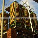 Advanced Technology Mining Spiral Chute In Gravity Beneficiation Plant