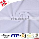 Skin-friendly breathable imitate nylon material soft polyester lining fabric for underwear lining