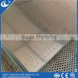 Perforated metal mesh information galvanized HOT SHLE