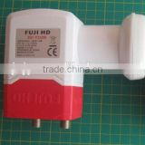 Stocks for best quality Fuji HD universal ku band Twin lnb, Fuji 2 outputs lnb in stock
