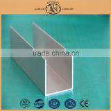 Channel Section Aluminum Extrusion Profile