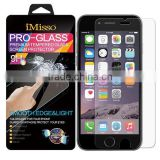 High quality 0.3mm 9H hardness Tempered Glass Screen Protectors for Mobile Phone iPhone 6 and Tablet iPad                                                                         Quality Choice