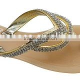 New Style Crystal Jelly Slippers,Slipper,Comfortable Beach Slippers