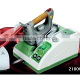HG720 3.5bar high pressure refilling steam station generator professional iron clothes care