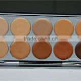 mirror included contour kit 10 Color Face Cosmetic Concealer cream Make Up face magic cream correct Palette