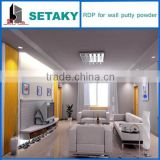 Popular! white cement based---wall putty (skim coat)- for concrete use--SETAKY