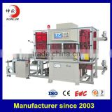 KL- Series of Large Size High Speed Oil Pressure Die Cutting Machine (production line) for the Protective film