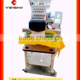 Single head cap Tshit flat embroidery machine                                                                         Quality Choice