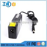 Ac dc adapter power adapter universal external laptop battery charger for HP                                                                                         Most Popular
