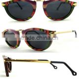 New Design Wooden Sunglasses,Double Spring Hinge For Wooden Sunglasses