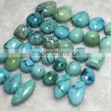 Natural Rock Kallaite Crystal Pieces Gemtstone Bead For Jewelry Making