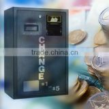 Cheap&Hot Sale!!! Wall Mounted Coin Exchange Machine