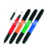 Multi-function tool screwdriver ball point pen for promotion