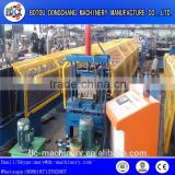 Automatic Gutter sheet cold roll forming machine for steel
