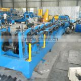C z purlin roll former line,C&Z quick changeable purlin roll forming machine,roll forming machinery
