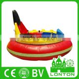 kids and adults games equipment used inflatable street legal bumper car ufo bumper car rides