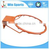 round steel basketball ring net in basketball