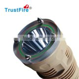 TrustFire DF001 cree xm-l 2 led light Emergency Diving Torch/Diving Flashlight with 26650 battery