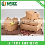 Hot selling Food grade disposable custom made noodle paper boxes