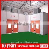 QIANGXIN BRAND FURNITURE PAINT USED WATER RAIN CURTAIN SPRAY BOOTH