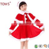 Hot Sale Baby Baby Kids Girls Dress Christmas Party Dresses Child's Clothes Princess Dress
