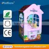 Funshare 2015 Toy Gifts Kids Coin Operated Game Machine Indoor Amusement Game Machiine Crane Machine