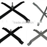x-stand banner pole holder