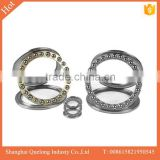 Durable machine part bearing single row bearing thrust ball bearing