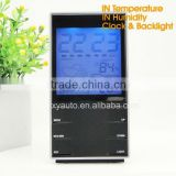 LCD Houshold Weather Thermometer Barometer Hygrometer