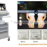 High Focused Ultrasonic Professional Face Lifting Pigment Removal Machine Prices Hifu Fda Approval Sinco.HIFU