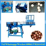 automatic round buddha wood beads making machine / automatic wooden beads making machine