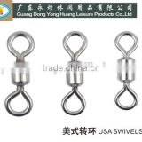 yong huang fishing swivels stainless steel swivel