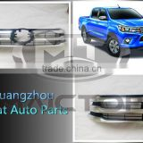 Car front grill for Toyota HILUX REVO 2016