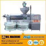 Energy saving 6yl-68 oil press machine corn mill corn oil making machine