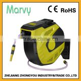 cleaning tools 1/2 inch PVC automatic retractable hose reel