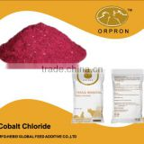 Cobalt Chloride Feed Grade Feed Additive Minerals China supplier
