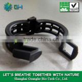 Black environmentally friendly material 100%biodegradable plastic pla clips, agricultural tomato pla clips