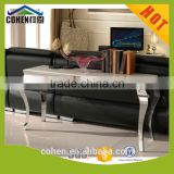 2015 hot sale simple design marble console table/Entrance for living room design