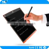 Eco-fiendly paperless LCD display boards graphic/ interactive displays graphic tablets/ LCD writing board