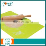 Microwavable Pastry Baking Soft Non-Stick Silicone Kneading Dough Mat