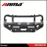 Front Bumper and inflatable bumper ball