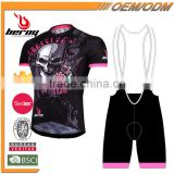 BEROY Custom High Quality Cycling Bib Shorts Set, Cycling Jersey and Bibshorts Kits