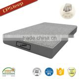 Custom wholesale factory price waterproof orthopedic Gel memory foam dog bed, dog bed luxury