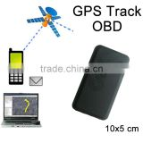 Special For CAR RENTAL Companies Online Diagnostic Fuel Monitoring GPS Tracker with OBD II Free Platform